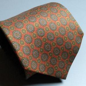 Brooks Brothers Makers Wide Silk Tie EUC